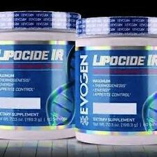 Evogen Lipocide IR 60 Servings CALI-TIME TEA FREE SHIPPING!