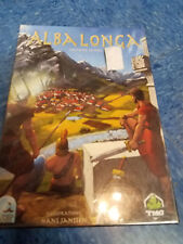 Alba Longa - TMG Games Board Game New!