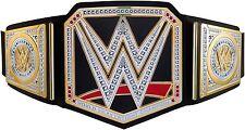WWE World Heavyweight Championship Belt - Kids Dress Up Costume Toy NEW