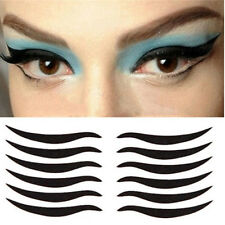 160pcs Cat Temporary Eyeliner Eyeshadow Sticker Eye Tattoo Makeup Cosmetic