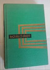 HISTORIA DE LOS GRIEGOS, INDRO MONTANELLI, PLAZA & JANES 1961, LIBRO