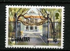Gibraltar 1993 SG#699d 9p Architectural Heritage MNH #A58905