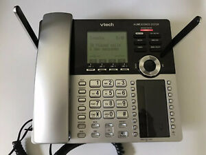 VTech CM18445 Main Console - DECT 6.0 4-Line Expandable Small Business Office
