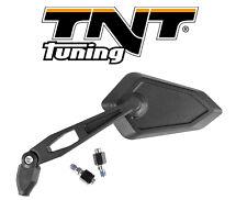 Retroviseur Retro TNT scooter scoot reversible gauche droit Noir M8 M10 Ø 8-10