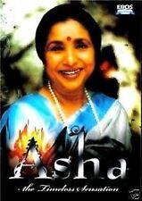 ASHA - THE TIMELESS SENSATION  - NEW EROS SONGS DVD - FREE UK POST