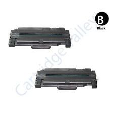 2pk Samsung MLT-D105L MLT-105L Toner ML2525 ML2580 SCX4600 SCX4623 ML1910 ML1911