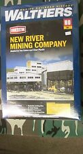 Walthers Cornerstone HO Scale New River Mining Co