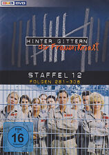 6 DVDs  * HINTER GITTERN - DER FRAUENKNAST : STAFFEL 12 # NEU OVP §