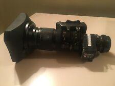 Fujinon Argus 2 CCD A8.5X5.5FRM-11C Zoom Lens Super Wide Broadcast TV 5.5-47mm