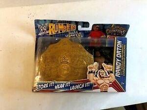 WWE Wrestling Rumblers Champions Randy Orton Exclusive Mini Fig 746775129620 NEW