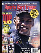 Sports Card Trader Magazine December 1994 Michael Jordan EX No ML 020917jhe