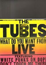 THE TUBES - live LP
