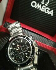 OMEGA SEAMASTER CHRONOGRAPH  WITH BOX (Special edition)