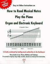 Easy to Follow Instructions on How to Read Musical Notes and Play the Piano, Als