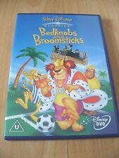 Walt Disney Classics - Bedknobs And Broomsticks - Genuine UK Region 2 DVD