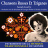 CD Chansons russes et tziganes - Sarah Gorby