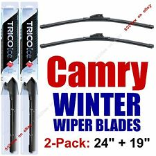 2002-2006 Toyota Camry WINTER Wiper Blades 2-Pack Wipers Snow/Ice - 35240/35190