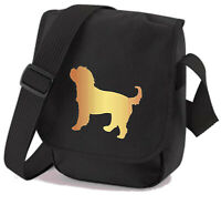 Cockapoo Cockerpoo Bag Dog Walker Shoulder Bags Birthday Xmas Gift Cockapoo Bag