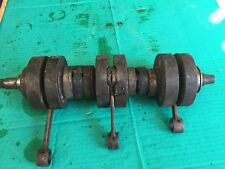 Kawasaki KH H1 500 Crank Slotted Rods 69-76 Crank Rebuildiing Sevices Info