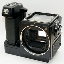 ZENZA BRONICA SQ-Am SQ A m 6x6 Medium Format 120 220 Film Camera Body Motor