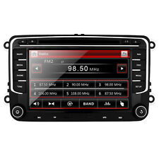 "7"" Car Stereo Radio BT HD DVD Player GPS Sat Nav VW PASSAT/SKODA Fabia/SEAT UK"