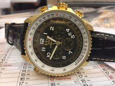 Endeavour Sportive Chronographe en Inox Gadison Stern Cadran Noir