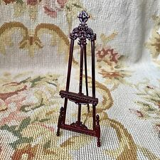 Bespaq Bluette Meloney Dollhouse Furniture Easel Art Holder Stand MH 3214