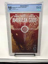 American Gods #1 - ECCC 2017 Variant - CBCS 9.8 - Neil Gaiman Comic (CGC, PGX)