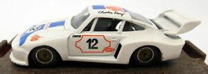 Solido 1/43 Scale Diecast MODEL CAR - 08MAR2018C Porsche 935 Charlie Kemp
