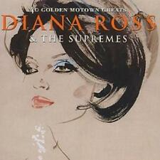 Diana Ross & The Supremes : Forty Golden Motown Greats CD (1999) ***NEW***