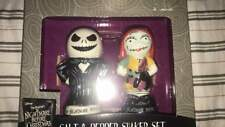 DISNEY THE NIGHTMARE BEFORE CHRISTMAS SALT AND PEPPER SHAKERS NEW!