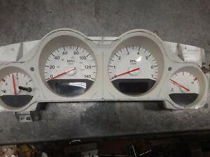 2007 2008 Dodge Charger Magnum Speedometer Instrument Gauge Cluster #1084