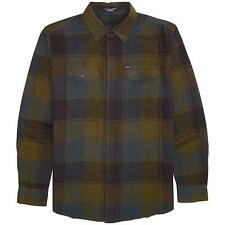 MATIX Betters Flannel Shirt (L) Black