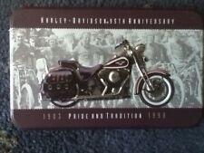 Harley Davidson, 95th Anniversaire, 2 paquets de cartes [SEALED]