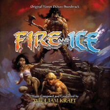 FIRE & ICE - OST/   CD NEU