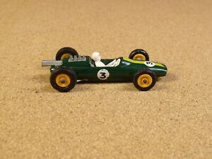 OLD VINTAGE LESNEY MATCHBOX # 19 LOTUS RACING CAR