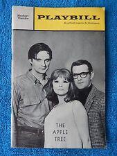 The Apple Tree - Sam S. Shubert Theatre Playbill - November 1966 - Alan Alda