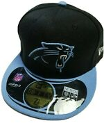 Carolina Panthers New Era 59FIFTY Fitted Hat Official On-Field Size 7 1/2