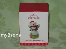 Hallmark ~ 2017 ~ Christmas in Kansas City ~ porcelain ornament ~ free shipping