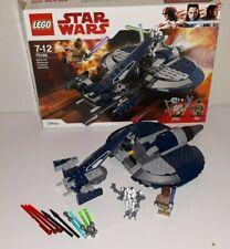 LEGO STARWARS - n°75199 : 7 - 12 ans :  General GRIEVOUS Combat Speeder