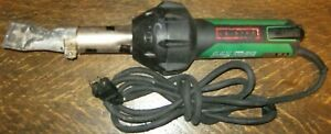 Leister Triac ST 141.228 Hot Air Tool Plastic Welder with 40mm Nozzle