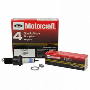 Spark Plug-Natural MOTORCRAFT SP-436