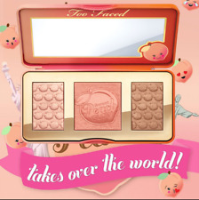 Too Faced SWEET PEACH GLOW Highlighter Palette -NEW IN BOX Free shipping