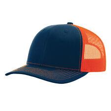 Richardson Trucker Ball Cap Meshback Hat Snapback Cap Trucker Hat Cap - 112