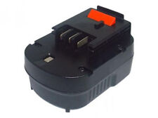 powersmart 12v 2.0ah Batería para Black&Decker EPC12CBT22A HP126F2B HP126F3K