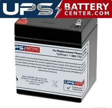 Ultracell Ul5.4-12 12V 5.4Ah F1 Replacement Battery