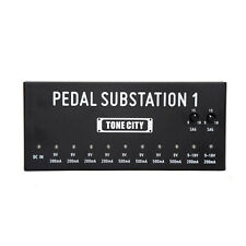 Tone City TPS-1 Substation 1 Guitar Pedal Multi-Power Supply New