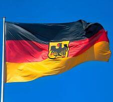 Festival banner German Flag Coat Arms Eagle Sticker Die Cut Decal Vinyl Germany