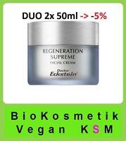 DUO Regeneration Supreme 100 ml Dr.Eckstein BioKosmetik Pflege für reife Haut