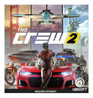 The Crew 2 PS4 CHEAP PRICE AND FREE POSTAGE  Standard Edition